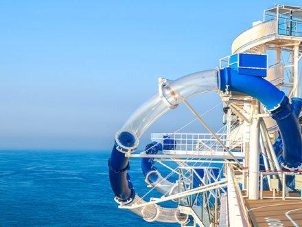 Norwegian Bliss Aqua Slide