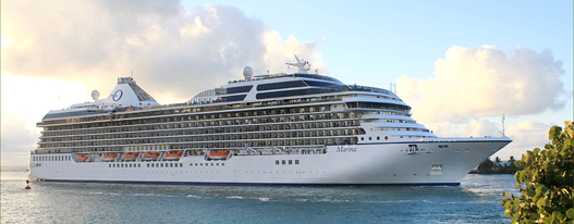 Oceania Marina gay cruise baltic