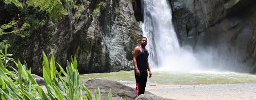 Gruppenreise schwul wandern Dominikanische Republik