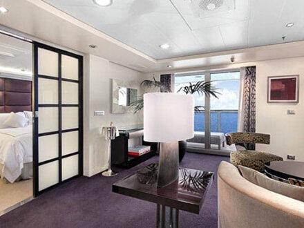 Suite gay cruise Oceania Marina